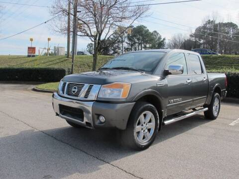 2010 Nissan Titan for sale at Best Import Auto Sales Inc. in Raleigh NC