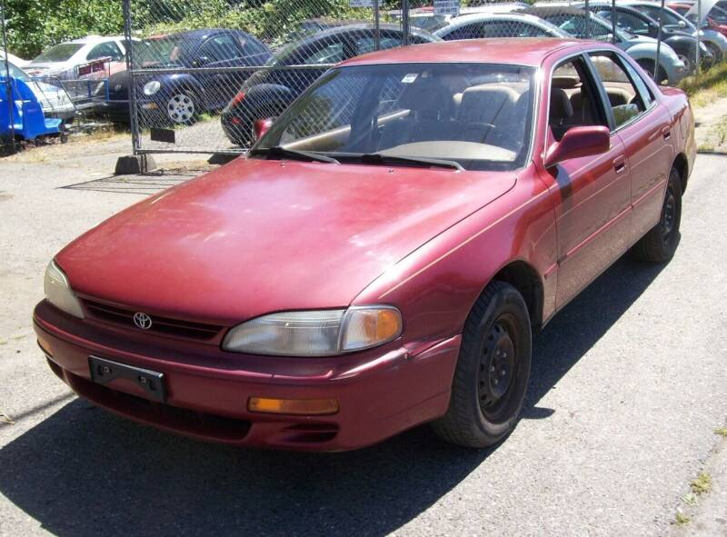 1995 Toyota Camry for sale at Main Street Motors in Bellingham WA