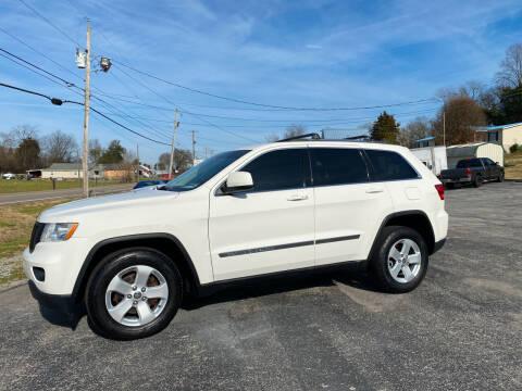 2011 Jeep Grand Cherokee for sale at K & P Used Cars, Inc. in Philadelphia TN