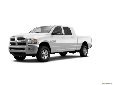 2013 RAM Ram Pickup 2500 for sale at West Motor Company in Hyde Park UT