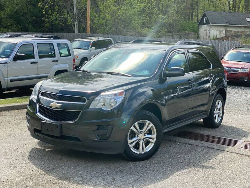 2014 Chevrolet Equinox for sale at AMA Auto Sales LLC in Ringwood NJ