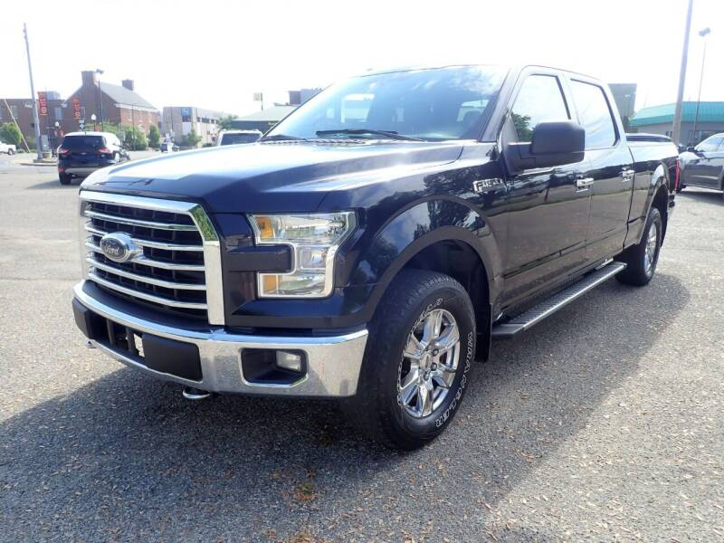 2016 Ford F-150 for sale at Marvel Automotive Inc. in Big Rapids MI