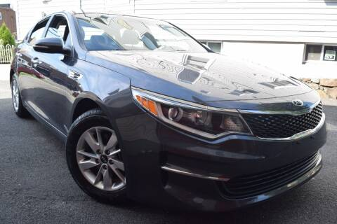 2017 Kia Optima for sale at VNC Inc in Paterson NJ