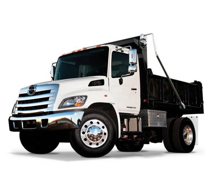 2012 Hino 258 for sale at DOABA Motors in San Jose CA