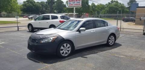 2008 Honda Accord for sale at Bill Bailey's Affordable Auto Sales in Lake Charles LA