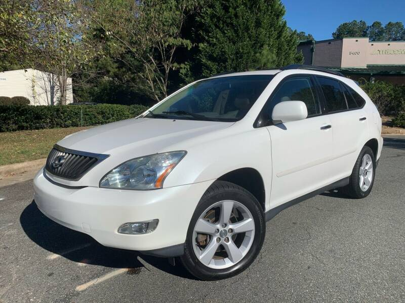 2008 Lexus RX 350 for sale at Triangle Motors Inc in Raleigh NC