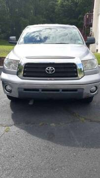 2007 Toyota Tundra for sale at Sussex County Auto Exchange in Wantage NJ