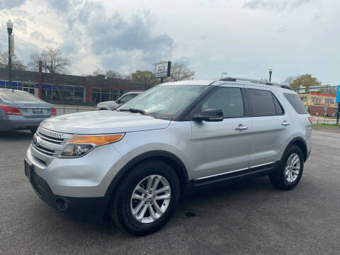 2013 Ford Explorer for sale at BWK of Columbia in Columbia SC