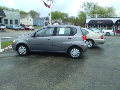 2007 Chevrolet Aveo for sale at Autos Inc in Topeka KS