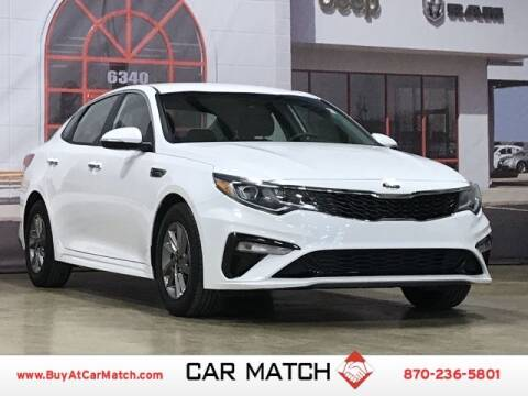 2020 Kia Optima for sale at Bayird Truck Center in Paragould AR