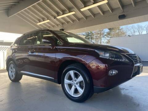 2013 Lexus RX 350 for sale at Pasadena Preowned in Pasadena MD