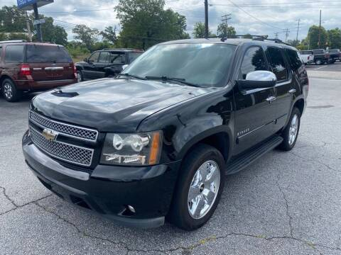 2008 Chevrolet Tahoe for sale at Brewster Used Cars in Anderson SC