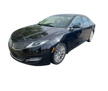 2016 Lincoln MKZ for sale at Averys Auto Group in Lapeer MI