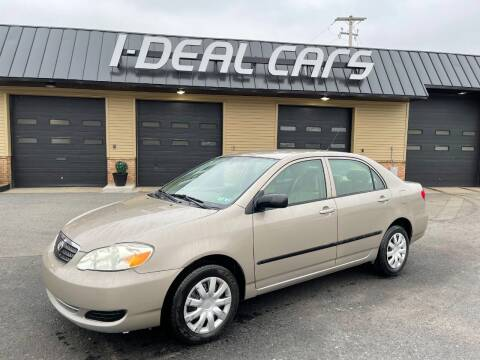 2008 Toyota Corolla for sale at I-Deal Cars in Harrisburg PA