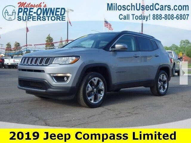 2019 Jeep Compass for sale in Lake Orion, MI