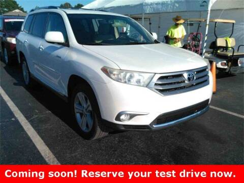2013 Toyota Highlander for sale at Auto Solutions in Maryville TN