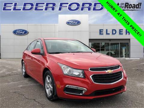 2016 Chevrolet Cruze Limited for sale at Mr Intellectual Cars in Troy MI