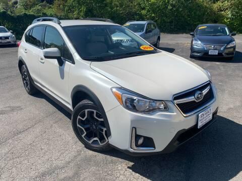 2016 Subaru Crosstrek for sale at Bob Karl's Sales & Service in Troy NY