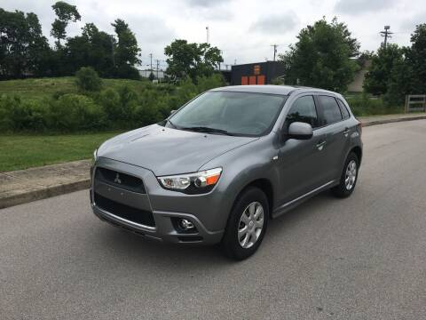 2012 Mitsubishi Outlander Sport for sale at Abe's Auto LLC in Lexington KY