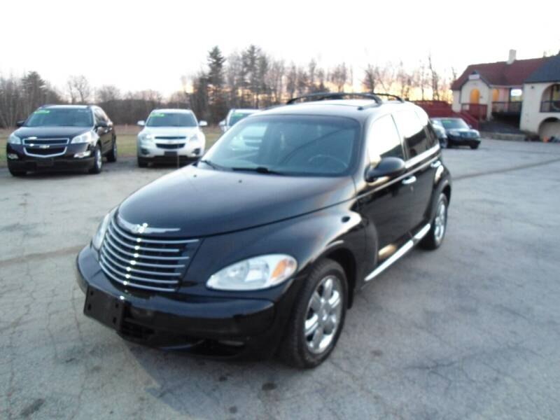 2003 Chrysler PT Cruiser for sale at Route 111 Auto Sales in Hampstead NH