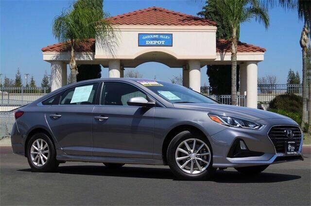 2019 Hyundai Sonata for sale in Selma, CA