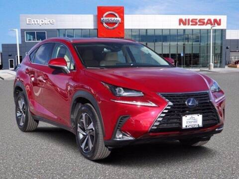 2019 Lexus NX 300h for sale at EMPIRE LAKEWOOD NISSAN in Lakewood CO