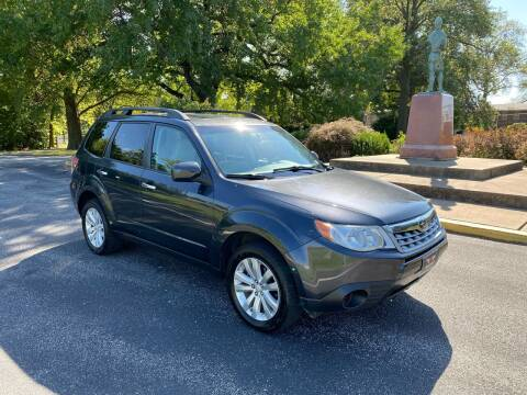 2011 Subaru Forester for sale at BOOST AUTO SALES in Saint Charles MO