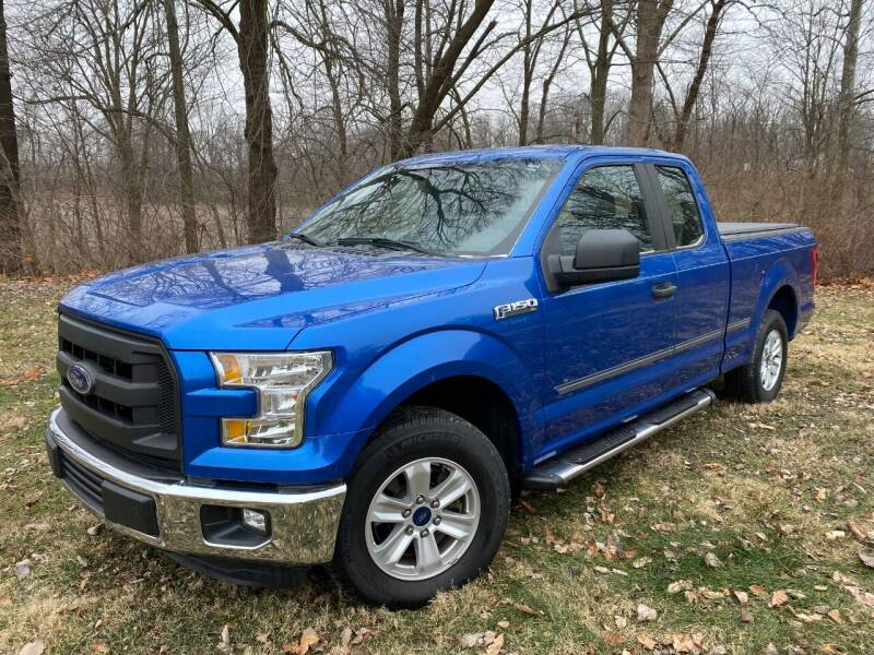 2015 Ford F-150 for sale at Kenny Vice Ford Sales Inc - USED Vehicle Inventory in Ladoga IN