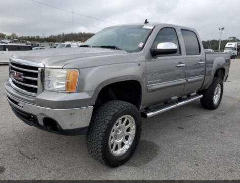 2012 GMC Sierra 1500 for sale at Elite Motor Brokers in Austell GA