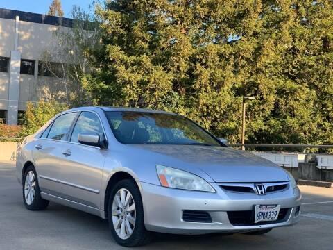 2007 Honda Accord for sale at AutoAffari LLC in Sacramento CA
