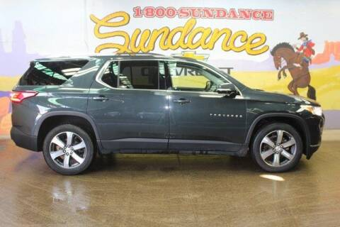 2018 Chevrolet Traverse for sale at Sundance Chevrolet in Grand Ledge MI