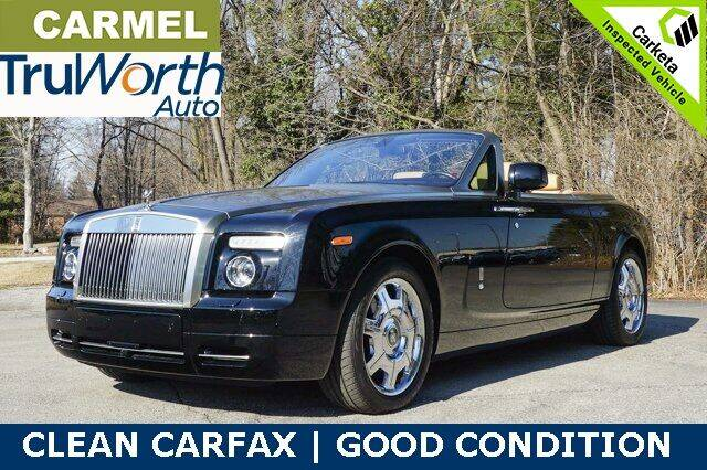 2010 Rolls-Royce Phantom Drophead Coupe for sale in Indianapolis, IN