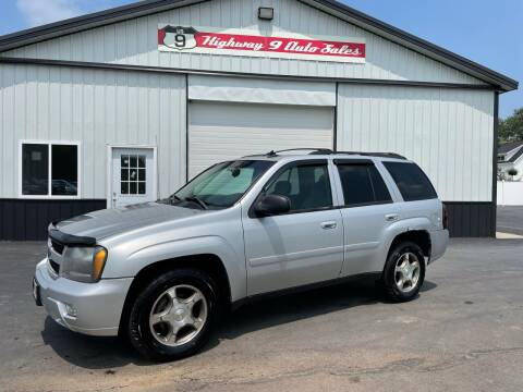 2009 Chevrolet TrailBlazer for sale at Highway 9 Auto Sales - Visit us at usnine.com in Ponca NE