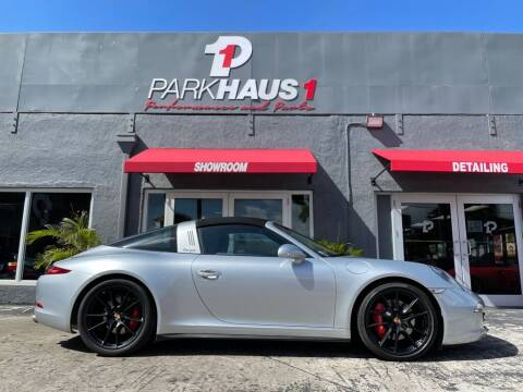 2014 Porsche 911 for sale at PARKHAUS1 in Miami FL