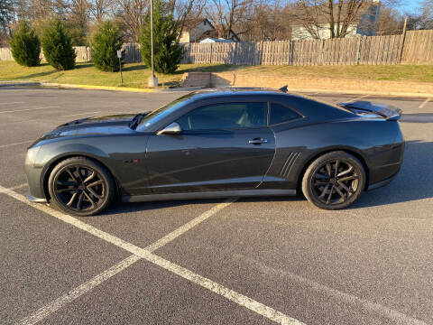 2013 Chevrolet Camaro for sale at Superior Wholesalers Inc. in Fredericksburg VA