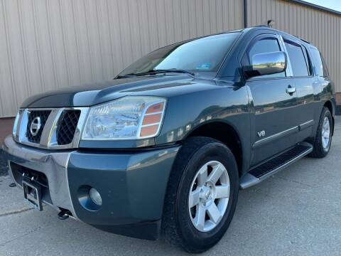 2005 Nissan Armada for sale at Prime Auto Sales in Uniontown OH