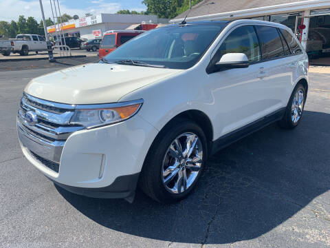 2012 Ford Edge for sale at PETE'S AUTO SALES LLC - Middletown in Middletown OH