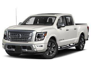 2020 Nissan Titan for sale at CAR MART in Union City TN