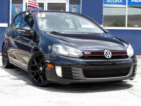 2013 Volkswagen GTI for sale at Orlando Auto Connect in Orlando FL