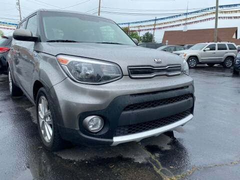 2017 Kia Soul for sale at Auto Exchange in The Plains OH
