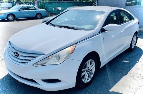 2012 Hyundai Sonata for sale at RD Motors, Inc in Charlotte NC