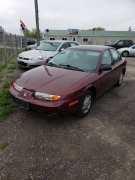 2002 Saturn S-Series for sale at Highway 16 Auto Sales in Ixonia WI