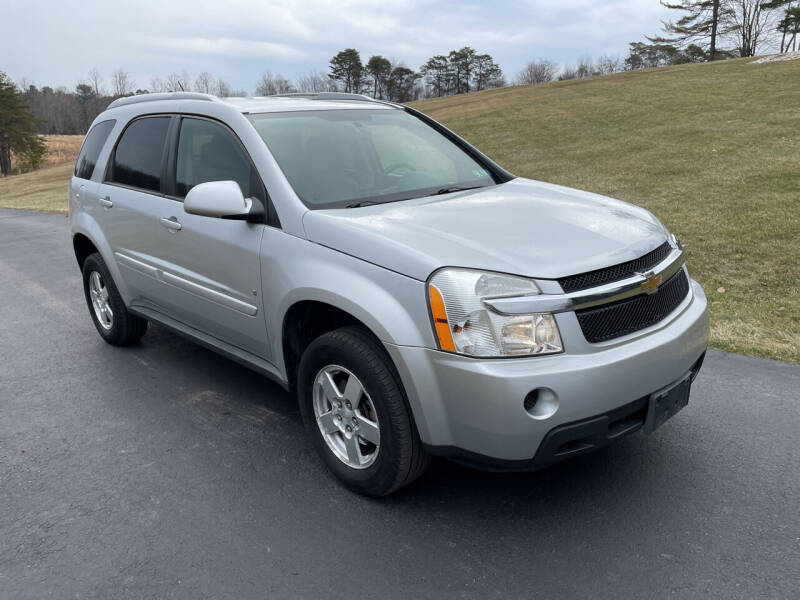 2009 Chevrolet Equinox for sale at THATCHER AUTO SALES in Export PA