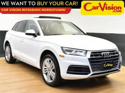 2018 Audi Q5 for sale at Car Vision Mitsubishi Norristown in Norristown PA