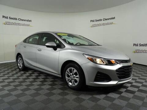 2019 Chevrolet Cruze for sale at PHIL SMITH AUTOMOTIVE GROUP - Phil Smith Chevrolet in Lauderhill FL