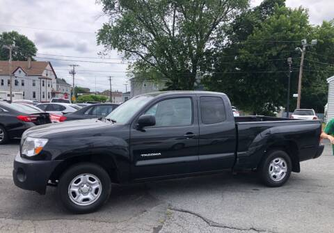 2007 Toyota Tacoma for sale at Top Line Import in Haverhill MA