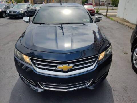 2014 Chevrolet Impala for sale at 599 Drives in Runnemede NJ