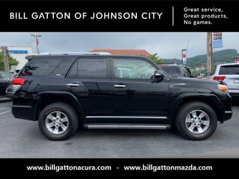 2011 Toyota 4Runner for sale at Bill Gatton Used Cars - BILL GATTON ACURA MAZDA in Johnson City TN