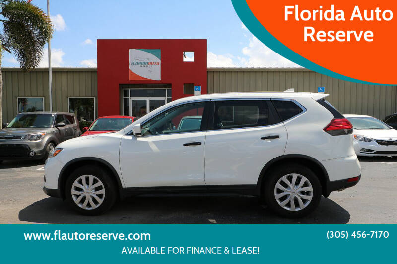 2017 Nissan Rogue for sale at Florida Auto Reserve in Medley FL