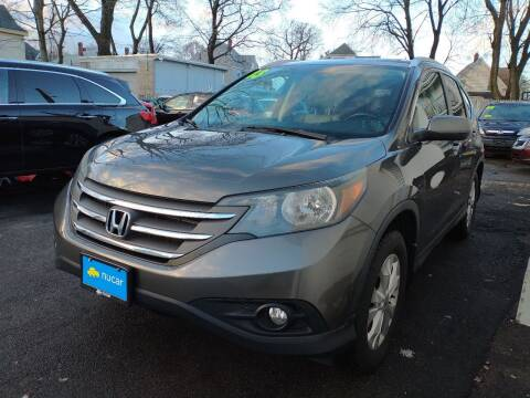 2013 Honda CR-V for sale at Choice Motor Group in Lawrence MA